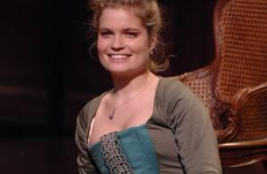 Sarah Biasini, fille de Romy Schneider, de retour sur les planches...