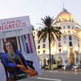 Le Negresco à Nice, le 8 janvier 2012.