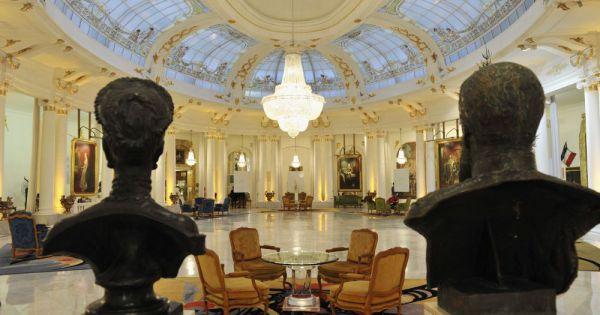 Le salon royal du negresco nice le 8 janvier 2012 for Salon du divorce