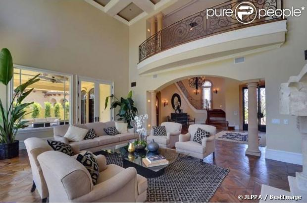 Source purepeople Decoration maison khloe kardashian