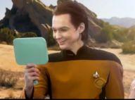 Big Bang Theory rend hommage à Star Trek, Sheldon Cooper se transforme en Spock
