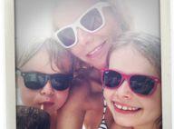 Gwyneth Paltrow et ses enfants : Ses photos de vacances paradisiaques