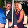 Britney Spears et Jason Trawick à New York le 14 mai 2012.