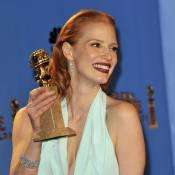 Jessica Chastain, belle cachottière : En couple avec le vilain des Avengers ?