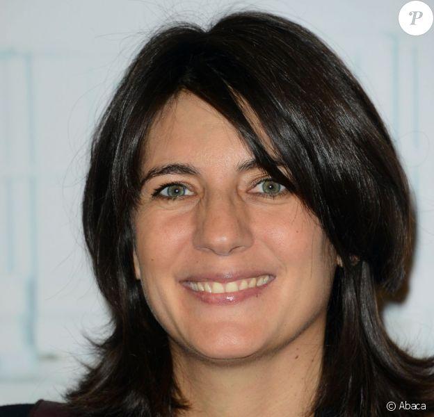 Estelle Denis en novembre 2012 à Paris