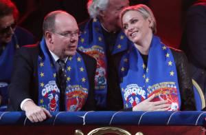 Albert et Charlene de Monaco : Plus amoureux que jamais au Festival du cirque