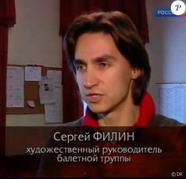 Sergueï Filine, directeur artistique du Bolchoï
