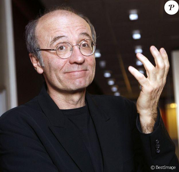 Le dessinateur Philippe Geluck à Paris, le 15 novembre 2012.