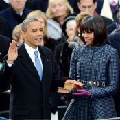 Barack Obama : Une investiture pleine d'émotion devant Michelle et ses filles