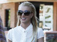 Britney Spears détendue sans sa bague de fiançailles... Bientôt à Las Vegas ?