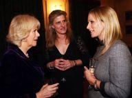 Zara Phillips radieuse avec Camilla Parker Bowles, réunies par la même passion