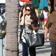 Selena Gomez se rend chez le médecin à Beverly Hills, le 22 janvier 2013.