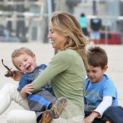 Sheryl Crow : Enjouée avec ses fils, beaucoup moins concernant Lance Armstrong