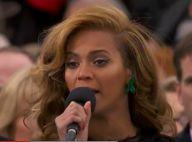 Beyoncé ne chantait pas vraiment en play-back pour Obama... La preuve en vidéo