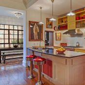 Ethan Hawke : Des images de son superbe et éclectique appartement de New York