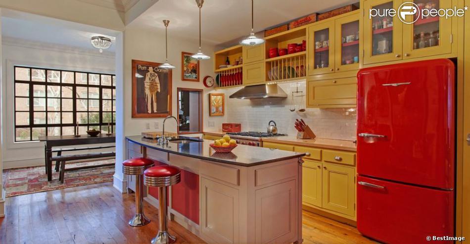 Ethan Hawke vend son grand appartement à New York, le 23 janvier 2013.