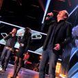 Les coachs interprètent Envole Moi dans The Voice 2 le samedi 2 février 2013 sur TF1