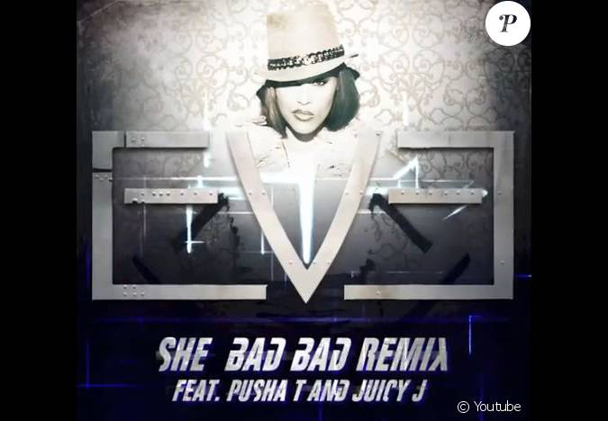 Le Remix De La Chanson She Bad Bad D'Eve Avec Les Rappeurs