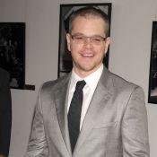 Matt Damon : Pour embrasser Michael Douglas, il pense à Catherine Zeta-Jones !