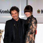 Al Pacino, 72 ans : Sa compagne de 32 ans ose la transparence et la dentelle