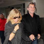 Goldie Hawn et Kurt Russell : 30 ans d'amour et toujours la même complicité