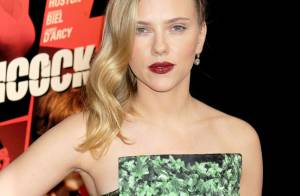 Scarlett Johansson : Sous la douche pour Hitchcock et reine du glamour
