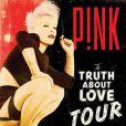Pink en tournée à partir du 13 février 2013. Elle sera le 17 avril à Paris.