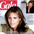 """""""Gala"""" en kiosques le 6 février 2013."""