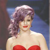 Fashion Week : Kelly Osbourne et les Kardashian, chic et généreuses en rouge
