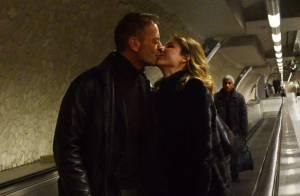 Rocco Siffredi : Romantique, la star du X fait du shopping avec sa belle