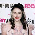 Kate Nash était présente au dixième anniversaire de Teen Vogue à l'Aeropostale de New York, le 7 février 2013.