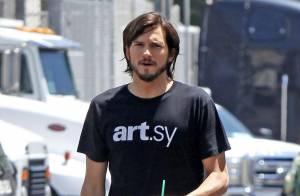 Ashton Kutcher : Victime du