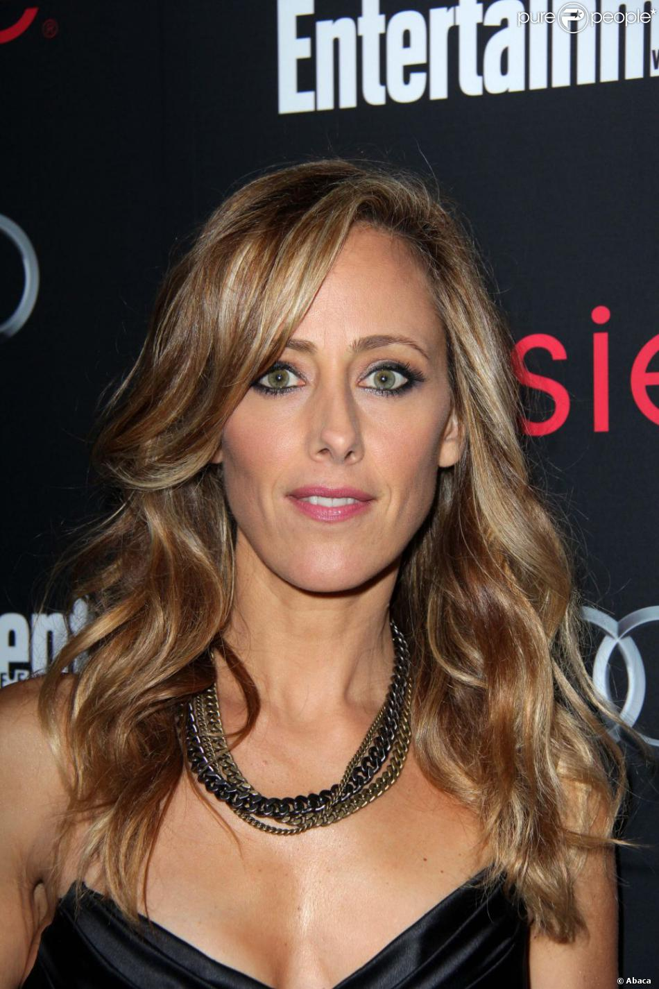 Kim Raver à West Hollywood le 26 janvier 2013