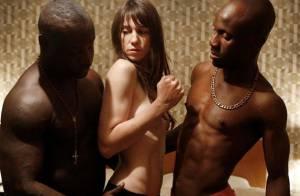 Nymphomaniac : L'érotique Charlotte Gainsbourg se dénude pour Lars von Trier