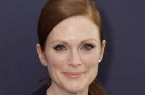 Fashion Week : Julianne Moore et son mari fans de Tommy Hilfiger