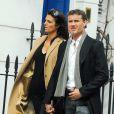 David Coulthard et Karen Minier : une fin d'année chargée en perspective !