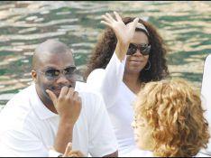 PHOTOS : Oprah Winfrey et son chéri se la coulent douce sur la riviera italienne ! (réactualisé)