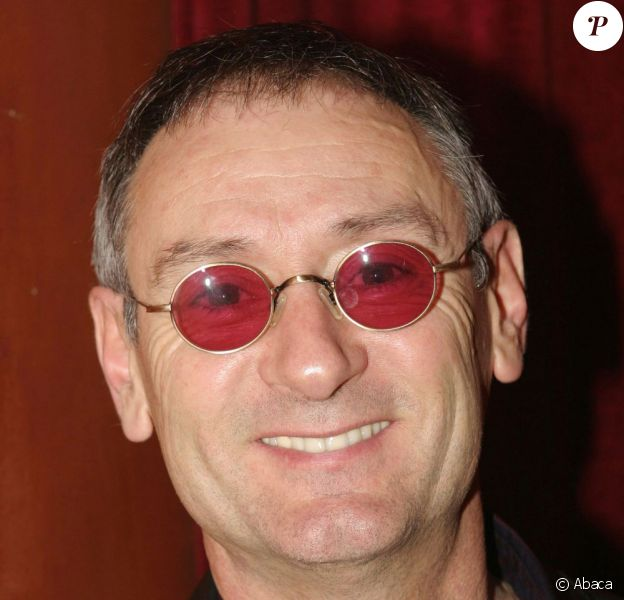 Michael Jones à Paris le 9 février 2005.