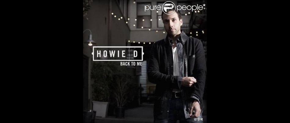 Howie Dorough,  Back to me , son premier album solo, paru en novembre 2011