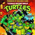 DVD du dessin-animé des Tortues Ninja
