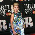 Katherine Jenkins en Stella McCartney aux Brit Awards 2013, le 20 février à l'O2 Arena de Londres.