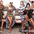 Campagne Dolce & Gabbana printemps-été 2013