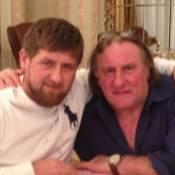 Gérard Depardieu : Une danse avec le président tchétchène avant un film