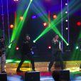 The Jacksons à Stockholm le 14 février 2013.
