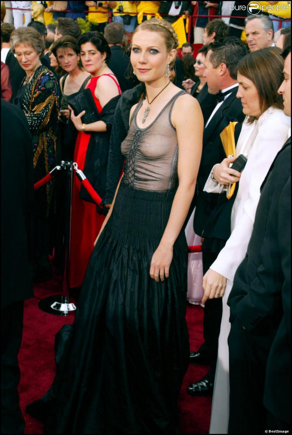 Gwyneth paltrow ses fashion faux pas 39 39 j 39 aurais d for Elles ne portent jamais de sous vetement