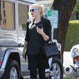 Gwen Stefani a emmené ses fils Kingston et Zuma à une virée shopping à Studio City, le 2 mars 2013.
