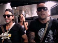 Les Anges de la télé-réalité 5: L'arrivée de Thomas, Nabilla et Benjamin à Miami