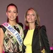 Marine Lorphelin : Rayonnante auprès de Sylvie Tellier pour la Fashion Week