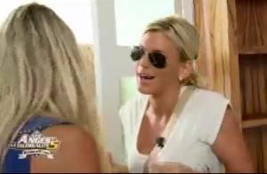 Les Anges de la télé-réalité 5 : Amélie clashe Aurélie, Capucine victimisée
