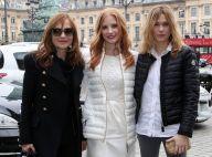 Fashion Week : L'omniprésente Jessica Chastain, ravissante pour le dernier jour